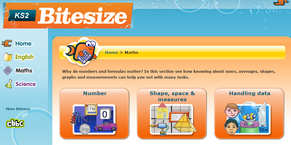 KS2 Bitesize maths